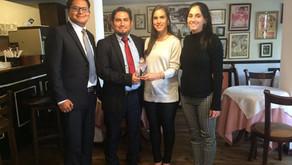 """SAP entrega el premio """"Hana Innovation Award 2017"""""""