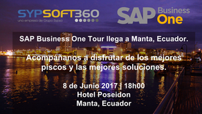 SAP Business One Tour 2017 llega a Manta, Ecuador