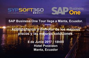 SAP Business One Tour llega a Manta, Ecuador