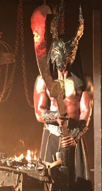 Scorpian King: Book of Souls