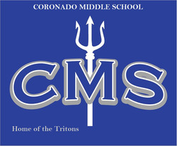 Coronado Middle Logo