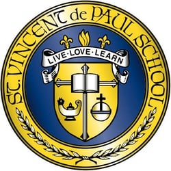 StVincents School Logo