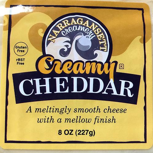 Narragansett Creamy Cheddar