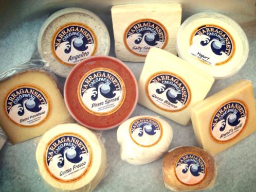 Narragansett Creamery Spreads