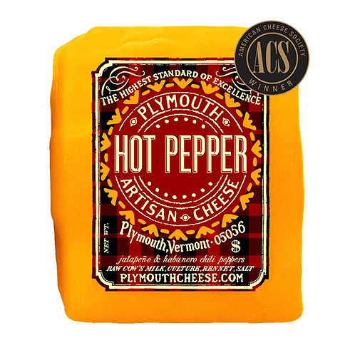 Plymouth Hot Pepper