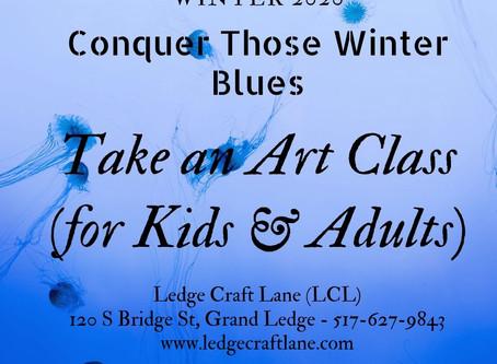 Got Those Winter Blues?