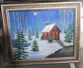 Painting Winter Scene - D Ryan.jpg