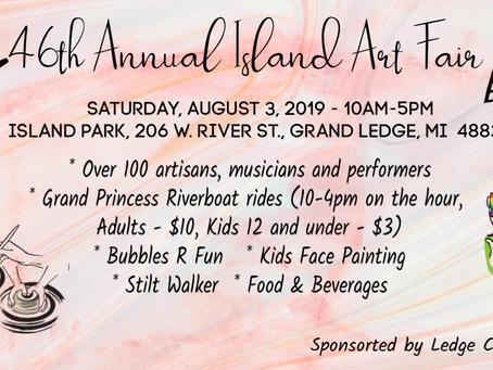46th Annual Island Art Fair