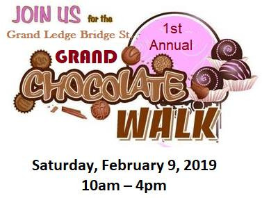 Calling all CHOCOLATE Lovers!