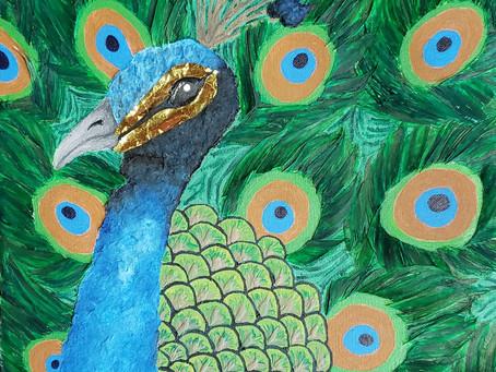 32 High School Students' Amazing Art That You'll Love
