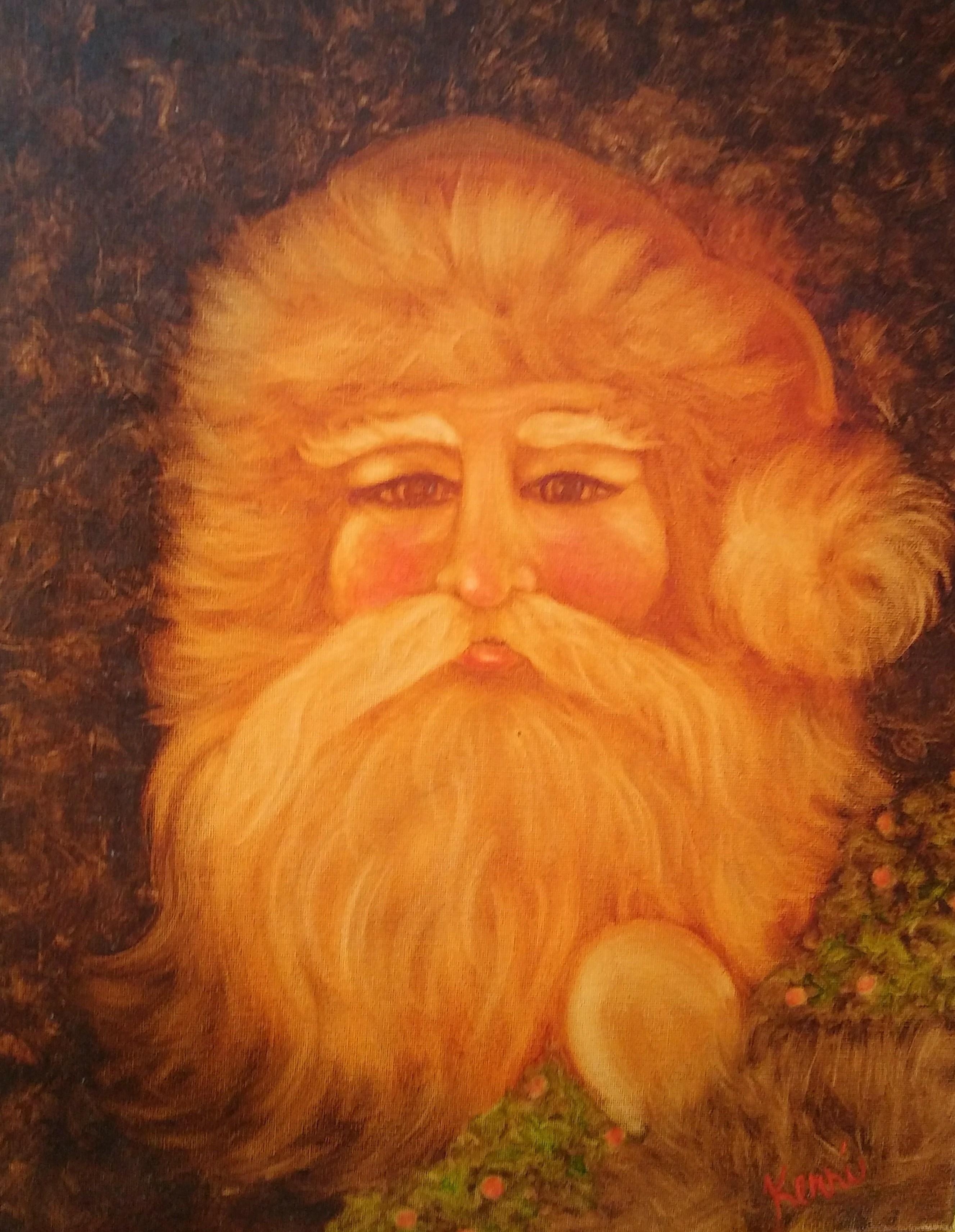Santa Rub Out - Kerri