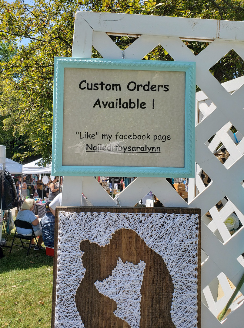 Custom Orders - Nailed It by Sara Lynn.j