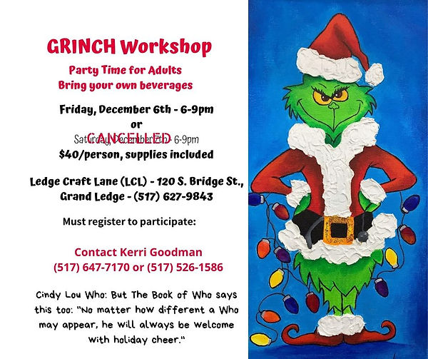 Dec Grinch WS Revised - Cancel Dec 7 jpe