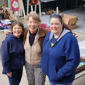 Karen Anne Stephene - fundraising garage