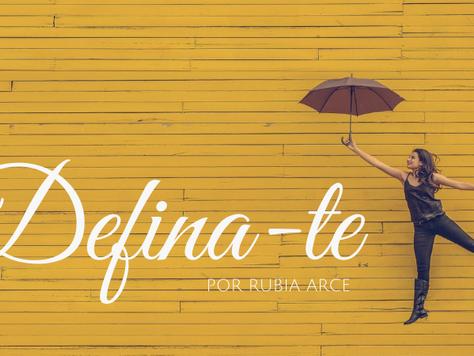 DEFINA-TE