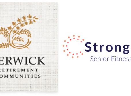 Berwick Retirement Communities join the StrongerU Senior Fitness Instructor Community!