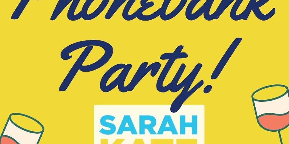 Phonebank Party!