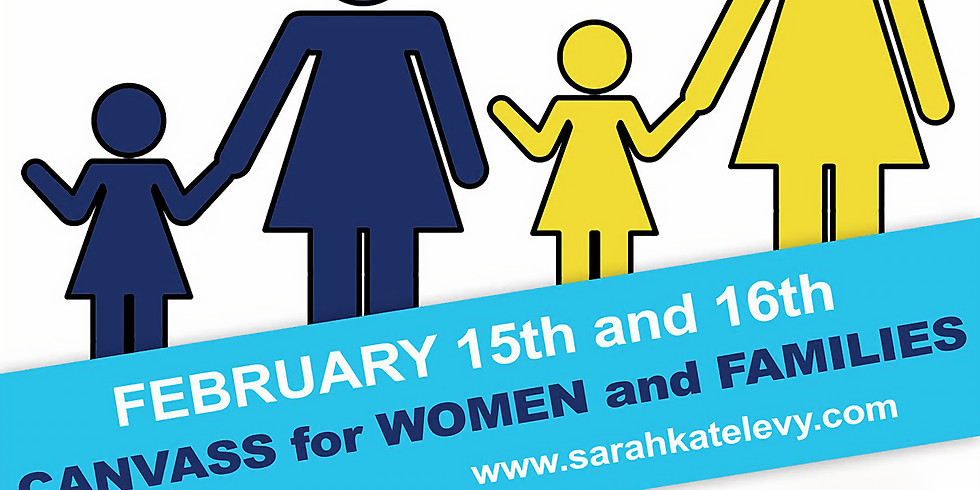 Canvass for Women and Families - Mid-Day