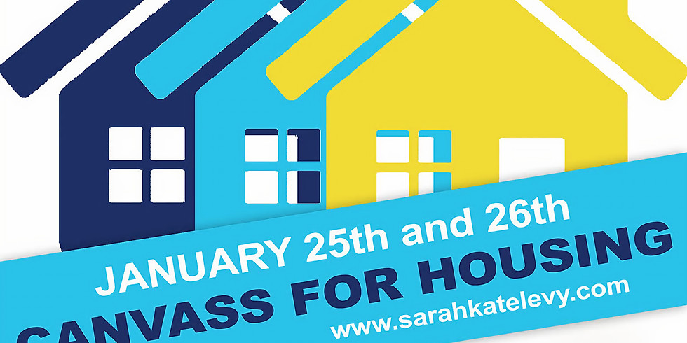 Canvass for Housing - Mid Day