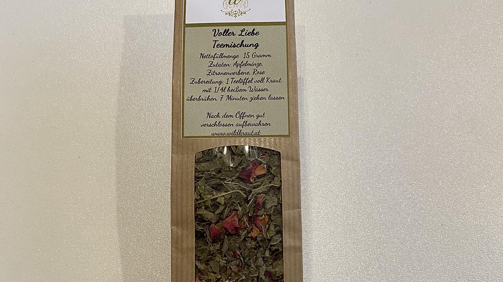 Voller Liebe Tee
