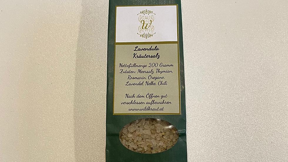 Lavendula Kräutersalz