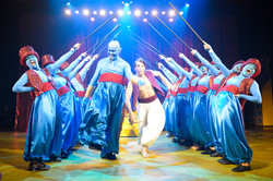 Aladdin , Aleksanterin teatteri