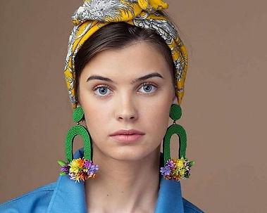 Yay! New Ken Samudio earrings now online