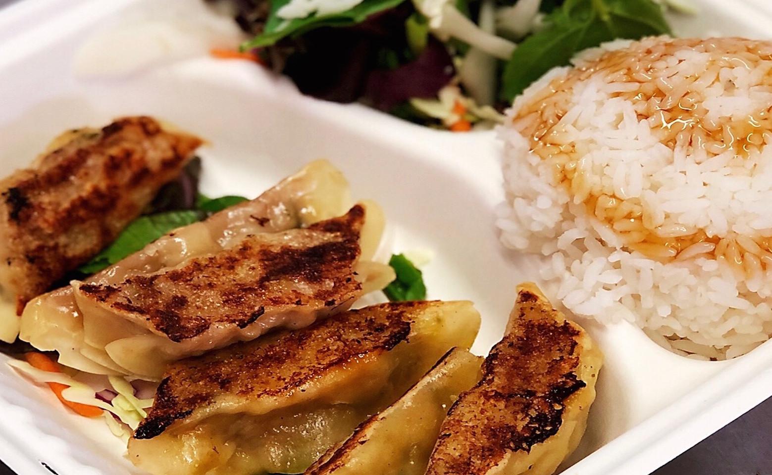 6 pcs Dumpling Combo