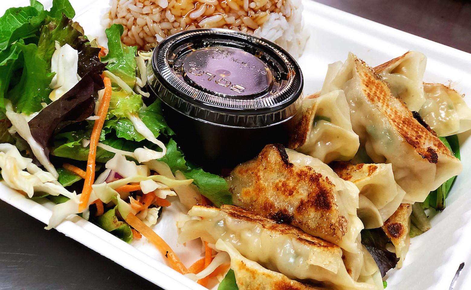 10 pcs Dumpling Combo