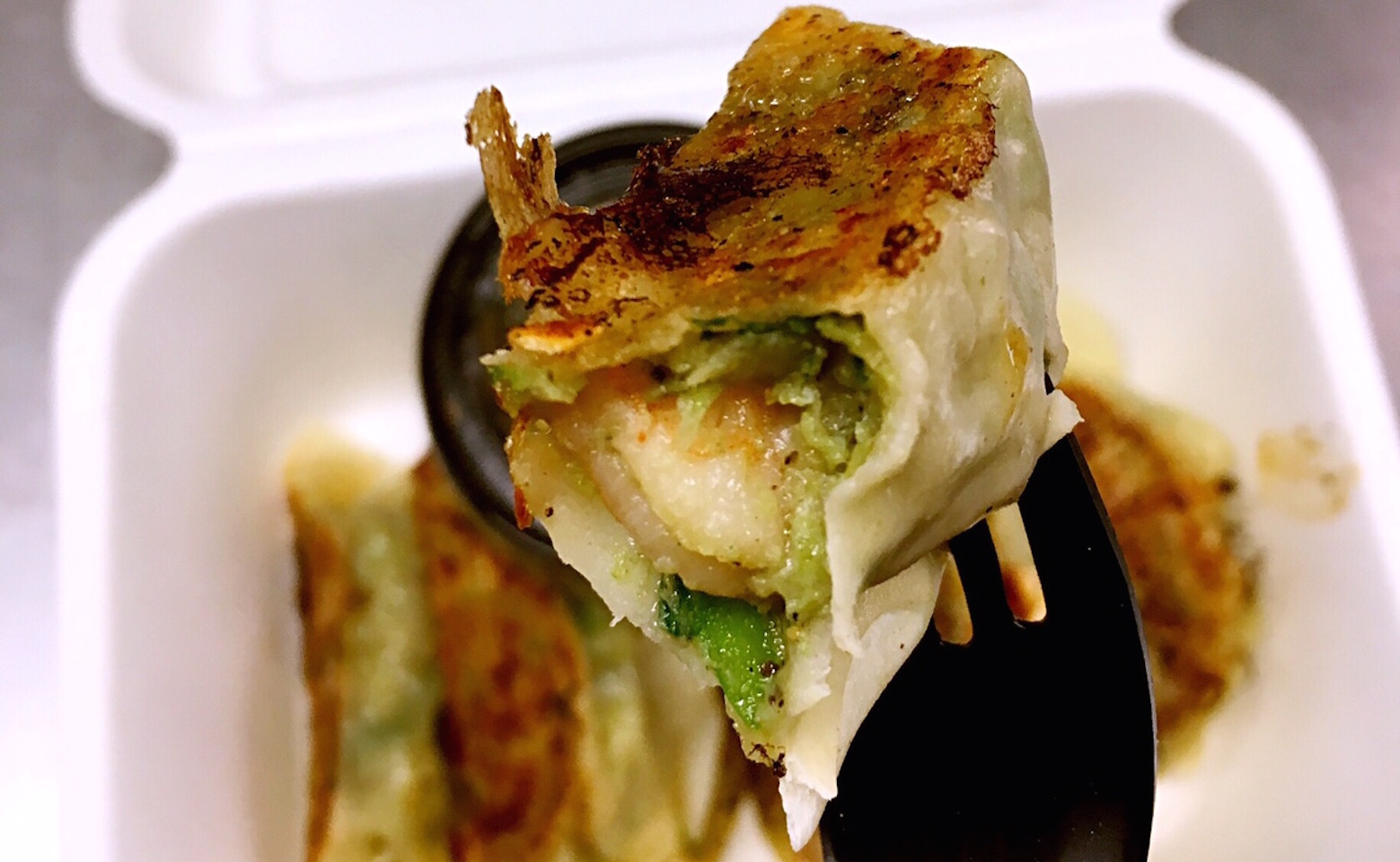 Shrimp & Chives Dumpling