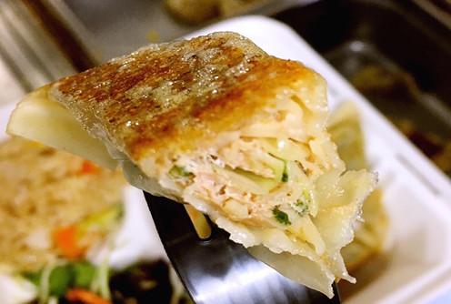 Pork & Cabbage Dumpling
