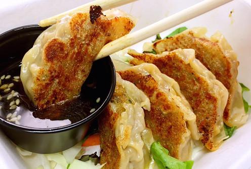 Curry Chicken Dumpling