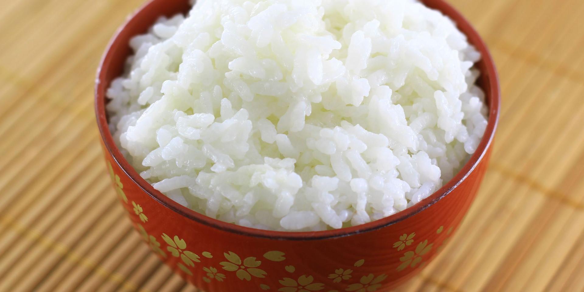Steam Jasmine Rice