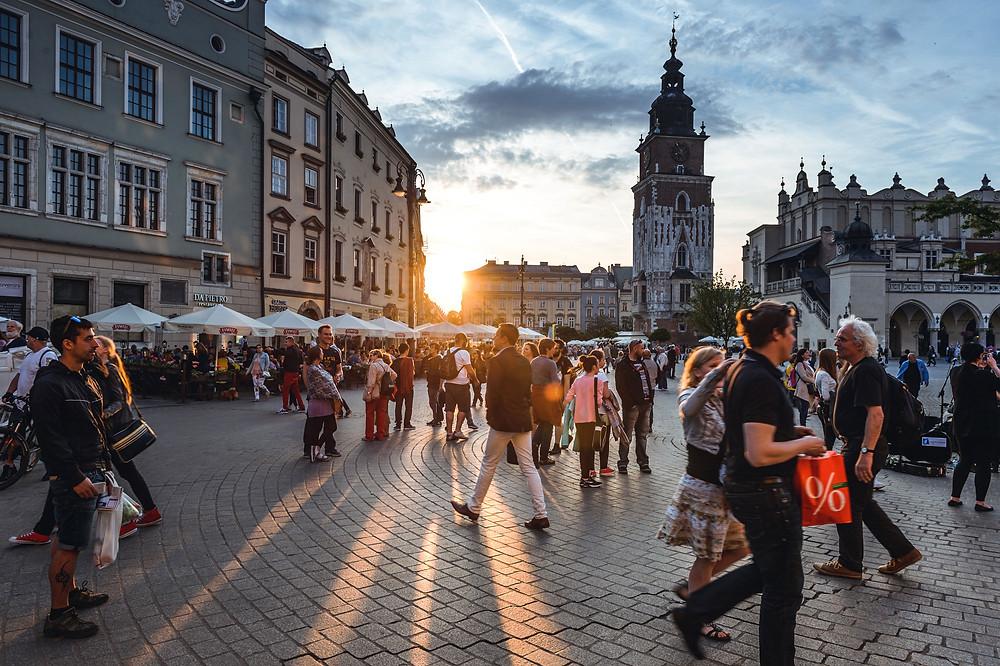 Investir immobilier en Europe avec Story's International Cracovie