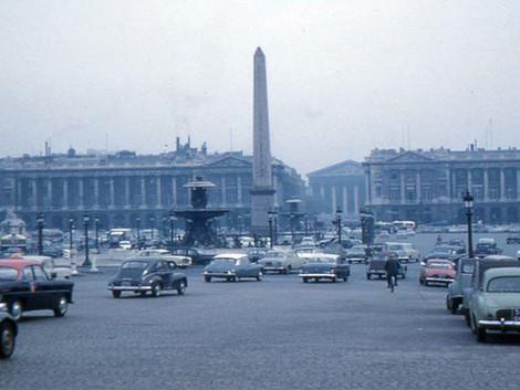 Les façades d'immeubles à Paris - Les Trente Glorieuses (1946-1976)