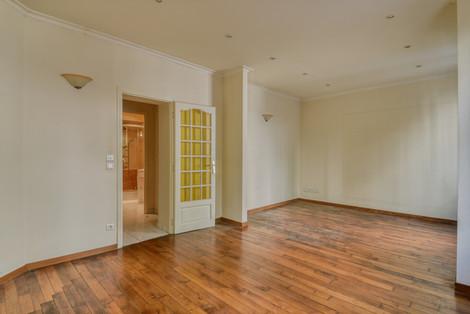 Séjour appartement à vendre à Courbevoie par Story's Immobilier