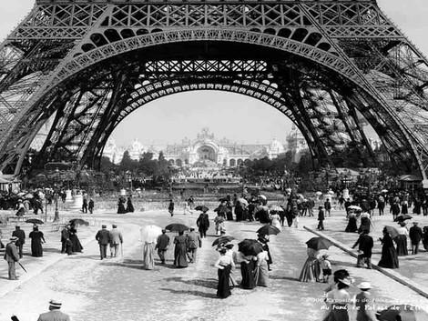 Les façades d'immeubles à Paris - L'habitat social d'entre-deux-guerres (1918-1939)