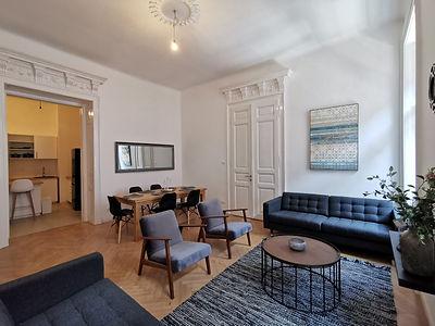 salon appartement Tavaszmező budapest