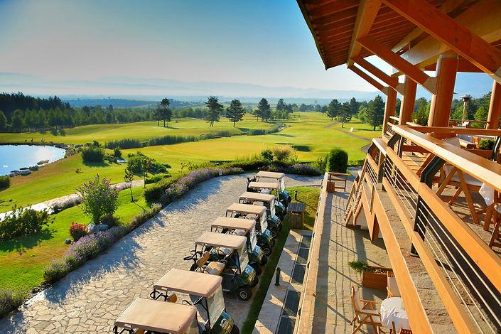 Bansko Bulgarie Complexe Résidentiel Hôtelier Golf et Spa Haute Gamme