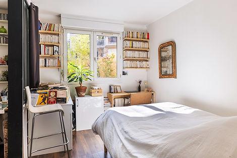 Terrasse Jardin appartement Buttes Chaumont