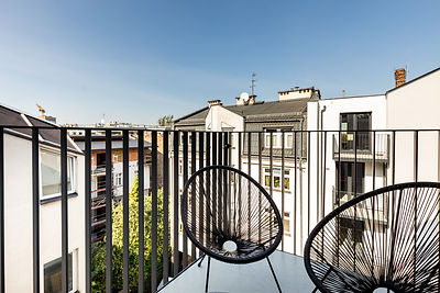 appartement investissement immobilier cracovie terrasse Podgórze
