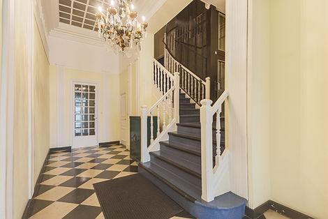 parties communes appartement vendu par Story's Immobilier dans résidence de standing dans le triangle d'or du Touquet