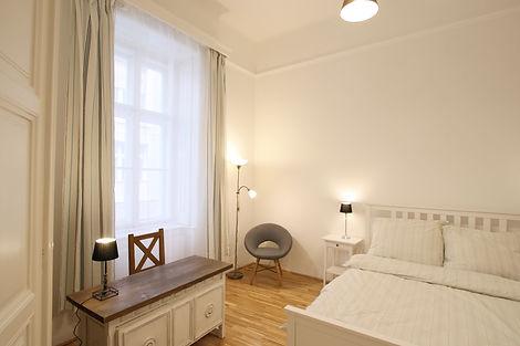 Chambre appartement Maria utca Budapest