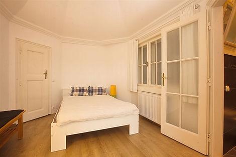 Chambre appartement de type à Budapest rue Vaci