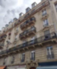 immeuble façade style post haussmann paris architecture histoire