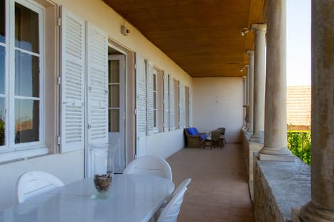 Terrasse maison à vendre proche de Cluny par Story's Immobilier