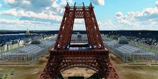 Photo Tour Eiffel Story's Agence Immobilière à Paris