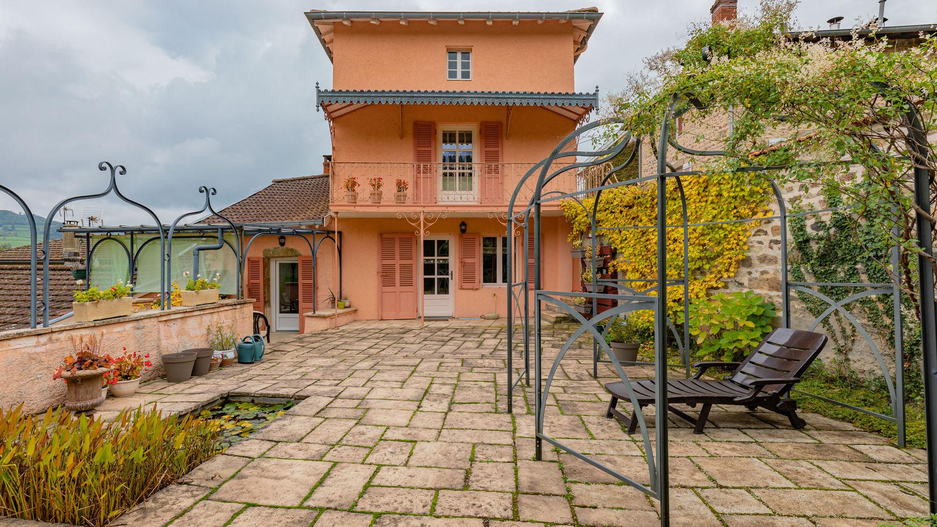Maison à vendre clunisois