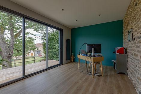 Bureau maison à vendre dans proche de Cluny secteur Valouzin par Story's Immobilier
