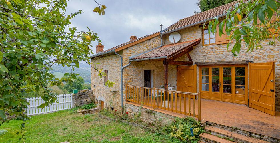 Maison à vendre Saint-Point 71